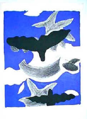Georges Braque birds