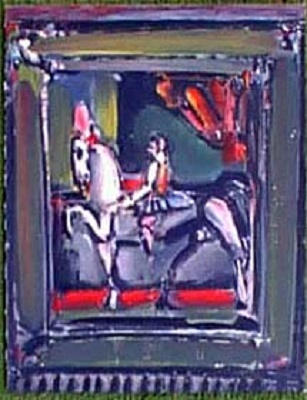 Georges Rouault: Horse and Rider